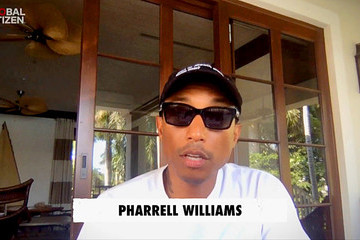 Pharrell Williams Global Citizen Together At Home