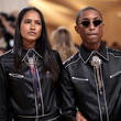 Pharrell Williams The 2021 Met Gala Celebrating In America: A Lexicon Of Fashion - Arrivals