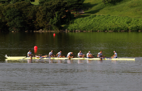 2013 World Rowing Championships - Day 8