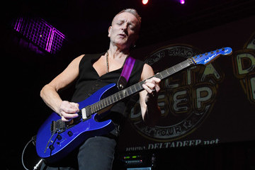 Phil Collen G3 Concert Tour at Brooklyn Bowl Las Vegas
