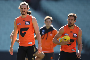 Phil Davis GWS Giants Media Opportunity