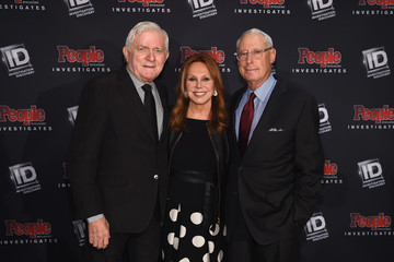 Phil Donahue Guests Attend a Screening of 'People Magazine Investigates'