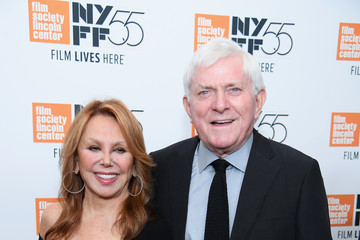 Phil Donahue 55th New York Film Festival - 'Spielberg' - Arrivals