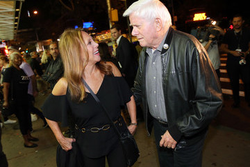 Phil Donahue 'Michael Moore in TrumpLand' New York City Premiere
