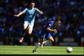 Phil Foden Manchester City vs. Chelsea - FA Community Shield