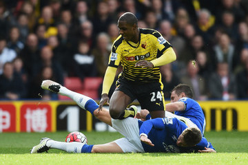 Phil Jagielka Watford v Everton - Premier League