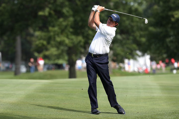 Phil Mickelson World Golf Championships-Bridgestone Invitational - Final Round