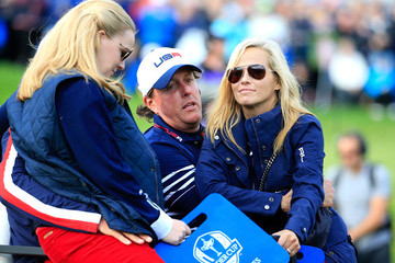 Phil Mickelson Amy Mickelson Singles Matches - 2014 Ryder Cup