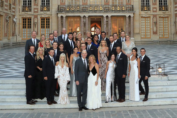 Phil Mickelson Rickie Fowler 2018 Ryder Cup - Gala Dinner