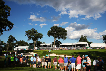 Phil Mickelson Tony Finau The Northern Trust - Round One