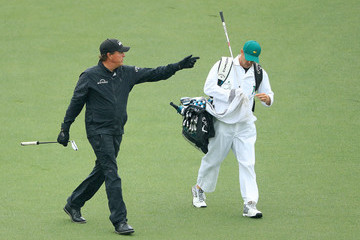 Phil Mickelson The Masters - Round Three