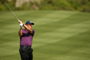Phil Mickelson World Golf Championships-Dell Match Play - Round One