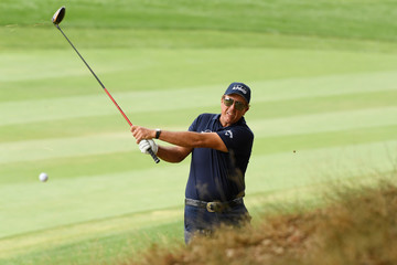 Phil Mickelson European Best Pictures Of The Day - October 23