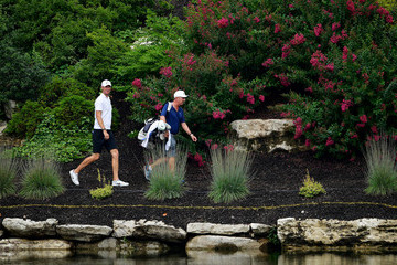 Phil Morbey PGA Championship - Preview Day 2
