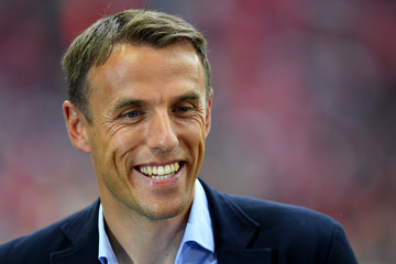 Phil Neville Manchester United v Crystal Palace - The Emirates FA Cup Final