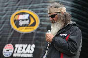Phil Robertson NASCAR Sprint Cup Series Duck Commander 500