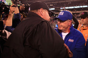 Tom Coughlin and Andy Reid Photos Photo