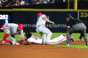 Andres Blanco and Freddy Galvis Photos Photo