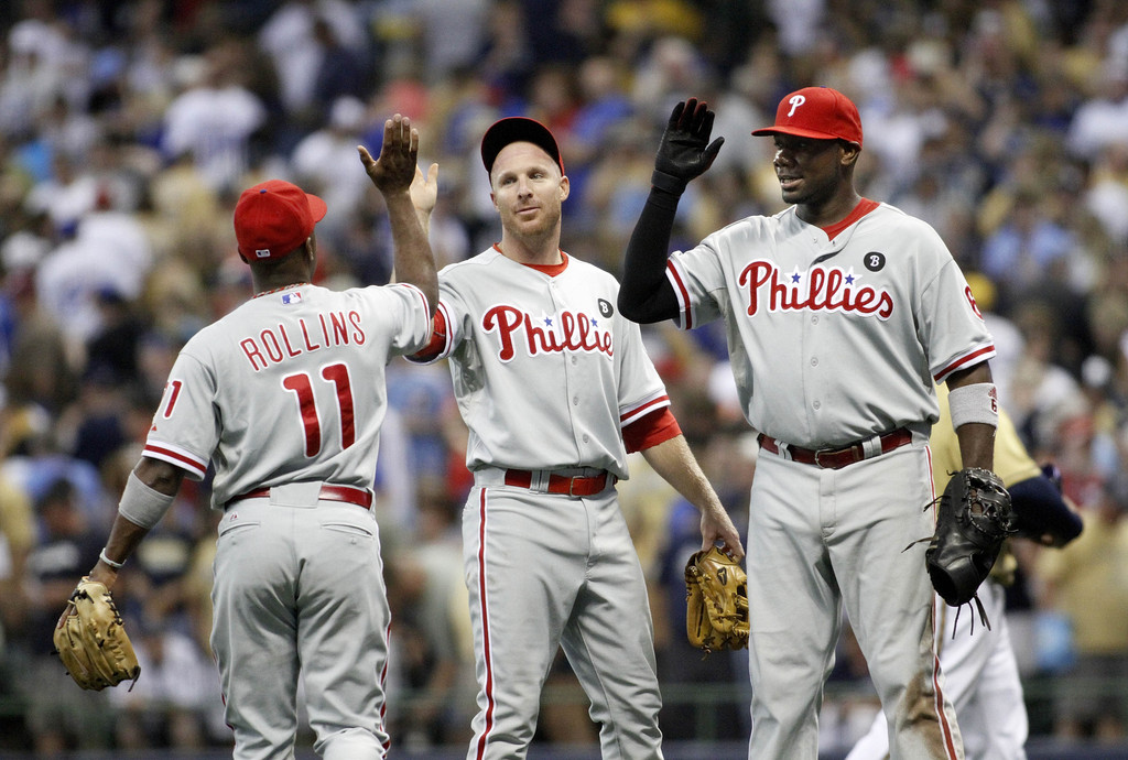 taking a look at the philadelphia phillies The phillies have played three and a half seasons without a player ejected it's becoming a lost art in the age of replay reviews ta30: sending off the rankings with a collection of our favorite stories from the regular season taking a look at the pitchers who have been hurt the most by their defenses.