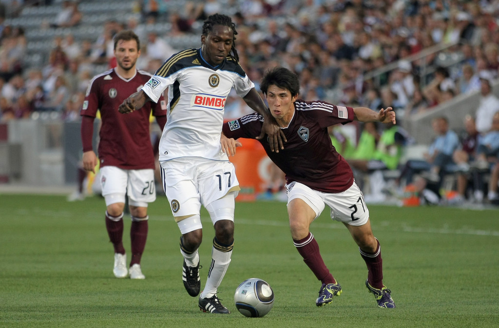 Kimura Colorado Rapids v Colorado Rapids Zimbio