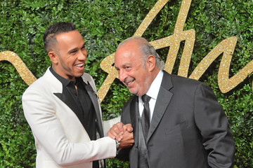 Philip Green British Fashion Awards 2015 - Red Carpet Arrivals