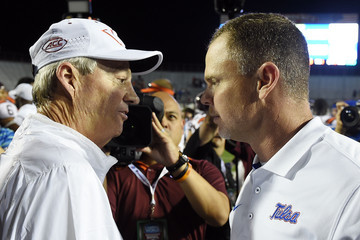 Philip Montgomery Camping World Independence Bowl - Tulsa v Virginia Tech