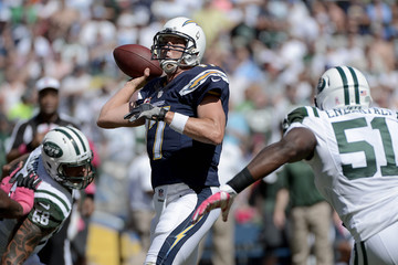 Philip Rivers New York Jets v San Diego Chargers