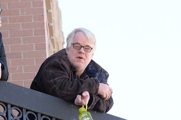 Philip Seymour Hoffman Oakley Learn To Ride With AOL At Sundance - Day 2 - 2014 Park City