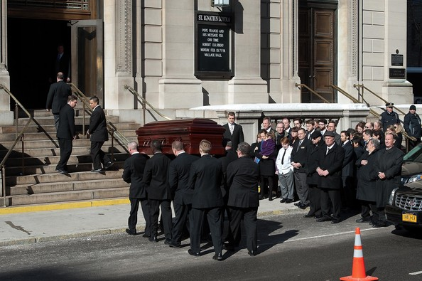 Mimi O'Donnell - Funeral Held for Philip Seymour Hoffman ...