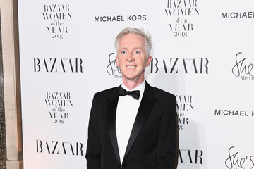 Philip Treacy Harper's Bazaar Women Of The Year Awards - Red Carpet Arrivals