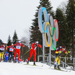 Philipp Haelg Cross-Country Skiing - Winter Olympics Day 2