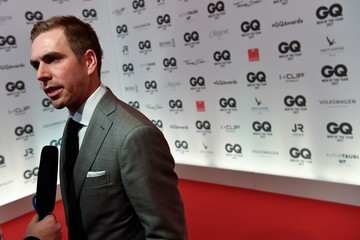 Philipp Lahm Show - GQ Men of the Year Award 2017