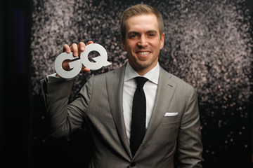 Philipp Lahm Backstage - GQ Men of the Year Award 2017