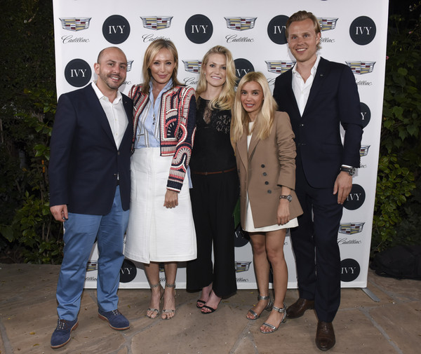 IVY Los Angeles Innovator Dinner Presented By Cadillac and IVY