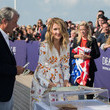 Philippe Augier 43rd Deauville American Film Festival : Laura Dern Photocall