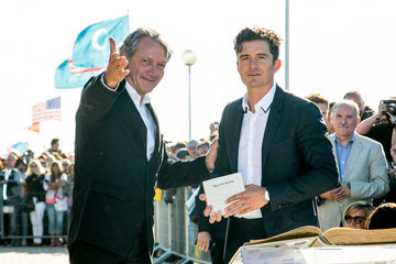 Philippe Augier 'Orlando Bloom' Photocall - 41st Deauville American Film Festival