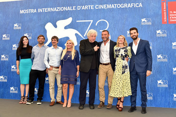 Philippe Falardeau 'The Bleeder' Photocall - 73rd Venice Film Festival