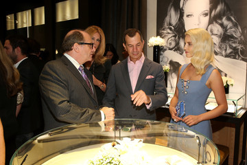 Philippe Leopold-Metzger Extremely Piaget Launch Event
