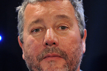 Philippe Starck Philippe Starck Waxwork Unveiling At Musee Grevin