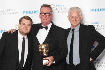 Richard Curtis Philips British Academy Television Awards - Winners Boards