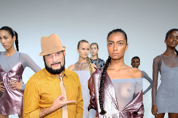 Phillip Bloch Laquan Smith - Presentation - September 2016 - New York Fashion Week