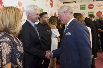 Phillip Schofield The Prince Of Wales Attends 'The Prince's Trust' Awards