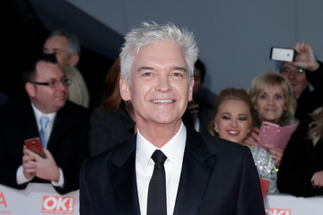 Phillip Schofield National Television Awards - Red Carpet Arrivals