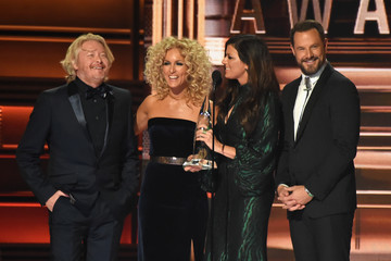 Phillip Sweet The 51st Annual CMA Awards - Show