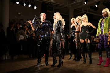 Phillipe Blond The Blonds - Front Row - MADE Fashion Week Fall 2014
