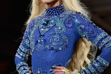 Phillipe Blond CND for The Blonds S/S 2015 - Runway