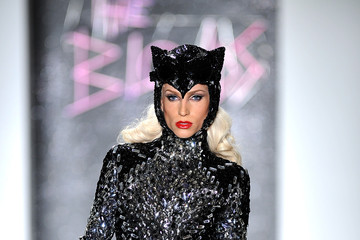 Phillipe Blond CND For The Blonds: New York Fashion Week Fall/Winter 2014 - Runway