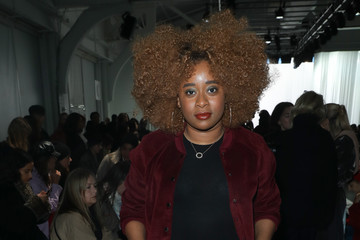 Phoebe Robinson Creatures of Comfort - Front Row - February 2018 - New York Fashion Week