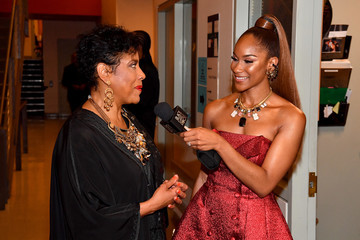 Phylicia Rashad Black Girls Rock! 2018 - Backstage