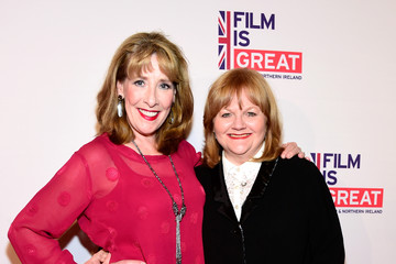 Phyllis Logan The Film Is GREAT Reception - Red Carpet